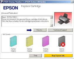 tx100 resetter free download epson ink level chip resetter