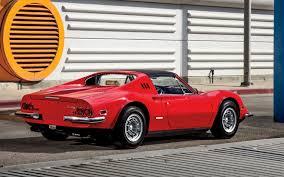 ferrari classic ferrari dino classic cars