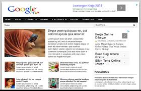 google blogger template fast loading seo responsive mybloggerseo