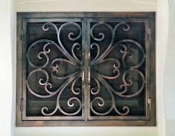 fireplace home depot fireplace screen fireplace glass door
