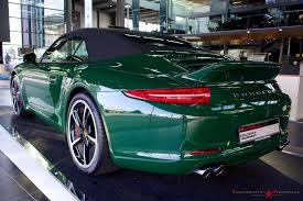 porsche 911 dark green exclusive tequipment porsche 911 cabriolet in british ra flickr