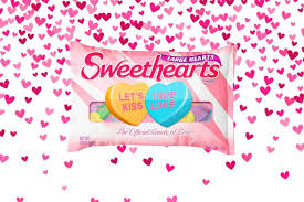 valentines day candy hearts s day candy that everyone hates reader s digest