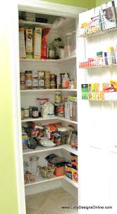 Kitchen Pantry Storage Ideas Kitchen Pantry Makeover Diy Installing Wood Wrap Around Shelving