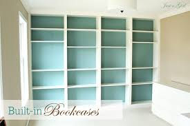 Wall Bookcases With Doors Billy Bookcase