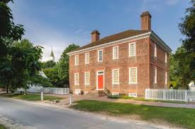what is a colonial house colonial williamsburg s historic area