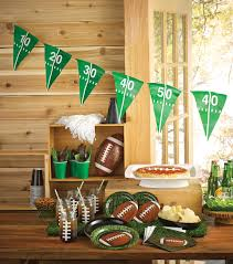 football party decorations football party supplies decorations my paper shop