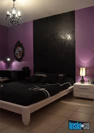 chambre baroque noir et chambre baroque design insid co design d espace