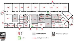 high school floor plans pdf police academy building map pa