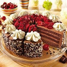 amazon com tts schoko kirsch sahne torte 1900 g in 12 stã cke
