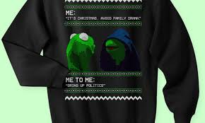 Meme Christmas Sweater - 7 meme themed ugly christmas sweaters that will remind you how weird