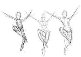 quick tip create dynamic poses using gesture drawing