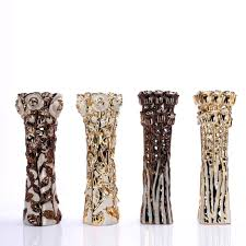 Rock Vases Big Flower Vases For Living Room India Tall Vase Decorative Rooms