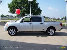nissan titan king cab for sale 2008 nissan titan se crew cab in radiant silver 340624