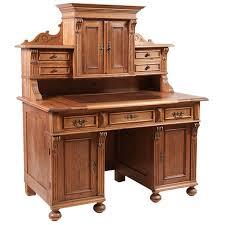 Antique Pine Computer Desk by German Grunderzeit Pedestal Desk In Pine C 1880 Bonnin Ashley