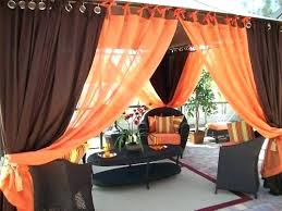 Outdoor Gazebo With Curtains Gazebo Curtains Outdoor Other Collections Of Outdoor Gazebo With