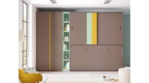 lit escamotable avec bureau armoire lit escamotable avec bureau glicerio so nuit