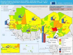 Chad Map Document Emergency Response Coordination Centre Ercc U2013 Echo