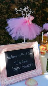 tutu baby shower theme tutu baby shower ideas design decoration