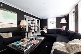 Luxurious Contemporary Apartment Interior Design In London - Apartment interior design