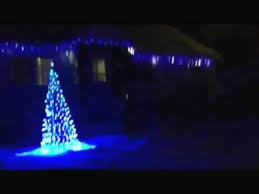 led christmas lights dripping icicles light youtube