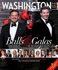 washington life magazine september 2016 by washington life