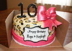 pink zebra striped 10th birthday cake trishalicious cakes