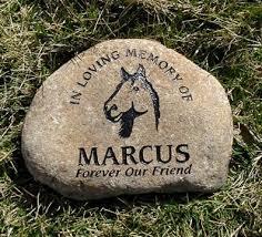 pet memorial garden stones garden stones memorial grave markers and pet