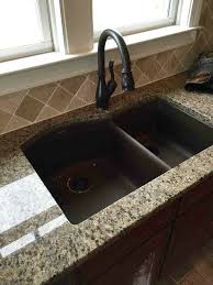Stainless Steel Sink With Bronze Faucet Best 25 Oil Rubbed Bronze Faucet Ideas On Pinterest Mixer Tap