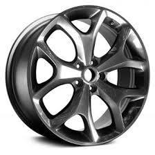 2010 dodge charger bolt pattern 2010 dodge charger replacement factory wheels rims carid com