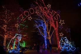 christmas lights at the zoo indianapolis best zoo lights winners 2015 10best readers choice travel awards