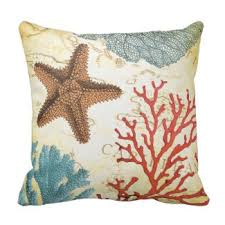 Seashore Decorative Pillows Beach Throw Pillows Pretty Throw Pillows