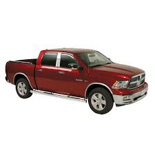 2009 dodge ram 1500 crew cab putco 402522 ram 1500 pillar post trim stainless steel set 2009