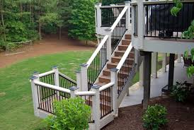 fiberon composite deck showcase peachtree decks and porches