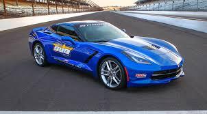 2014 corvette stingray nfl s jim harbaugh to pace indy 500 in 2014 corvette stingray