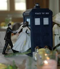 nerdy cake toppers doctor who thing of the day wedding cake topper flickfilosopher