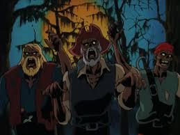 Scooby Doo Fime - zombies scooby doo on zombie island scoobypedia fandom