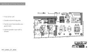 centralized floor plan park central towers ayala land philippines
