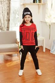 Little Girls Clothing Stores Aliexpress Com Buy 2016 New Fashion Teenage Toddler Girls