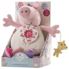 Peppa Pig Sofa by Buy Peppa Pig Activity 25cm Soft Toy From Our Preschool Activity