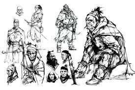 dynamic sketching ii with peter han master class demo youtube