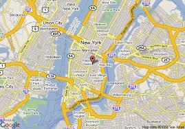 map of gramercy park hotel new york