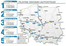 płatne autostrady w polsce ściąga dla kierowców