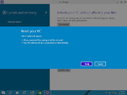 resetting computer battery how to reset my pc to factory settings on windows 10 quora