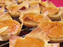 pumpkin foods pumpkin pie wontons baby food recipe