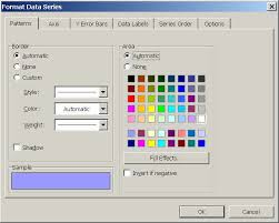 10 steps to adding a gradient background to your excel data points