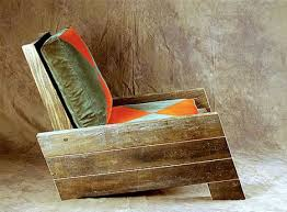 Reclaimed Armchair Reclaimed Wood Furniture By Carlos Motta Treehugger