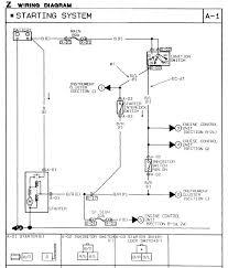 starter circuit wiring diagram help