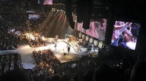 Mohegan Sun Arena Floor Plan Mohegan Sun Arena Section 106 Home Of Connecticut Sun New