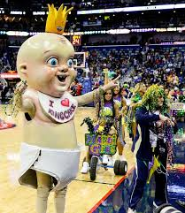 mardi gras king cake baby terrifying king cake baby might ruin of nba all