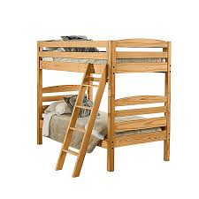 Convertible Bunk Beds The Official This End Up Woods End Convertible Bunk Bed